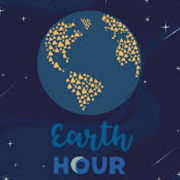 Illustration Earth Hour