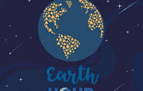 Illustration Earth Hour