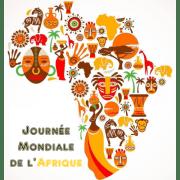 Affiche de la Journée Mondiale de l'Afrique